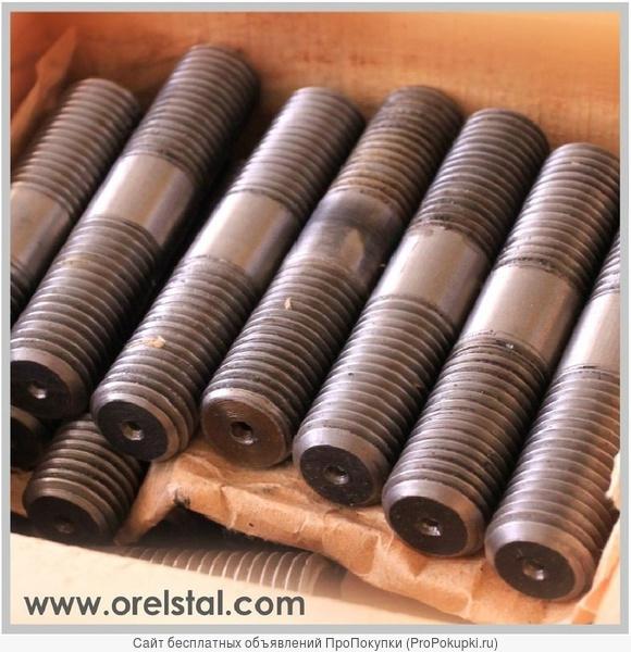 Шпилька ГОСТ 9066-75 производство и поставка шпилек всех типов исполнений