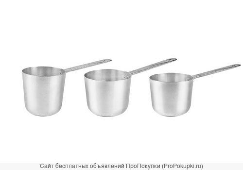 Алюминиевые кофеварки- турки