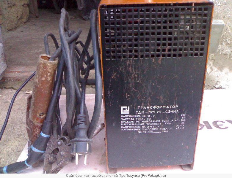 Электросварка бытовая Сэлма