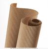 Двухслойный гофрированный картон в рулоне 10м