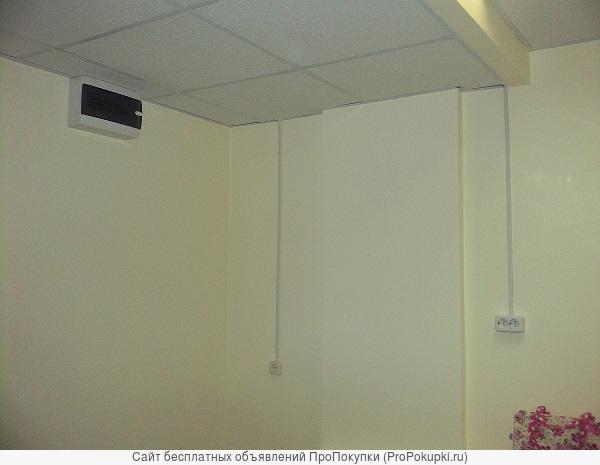 Офисное помещение на 1 этаже жилого дома