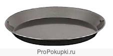 Форма для пиццы диаметром 28 см. Высота - 2,5 см. Paderno Арт: 10524