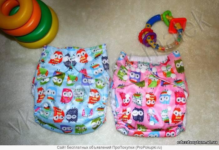для младенцев Многоразовый подгузник