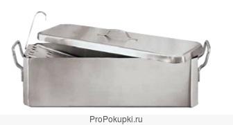Кастрюля для рыбы Paderno Объем - 14 л. АРТ: 10818