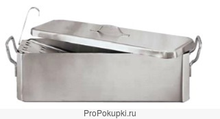 Кастрюля для рыбы Paderno Объем - 20 л. Арт: 10819
