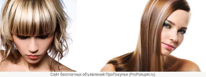 Обучение парикмахер,наращивание волос,прически