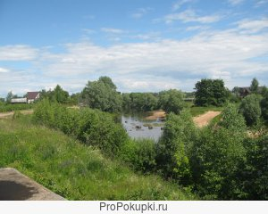 Cрочно. Участок на реке. Земля 8 соток по Дмитровскому шоссе.
