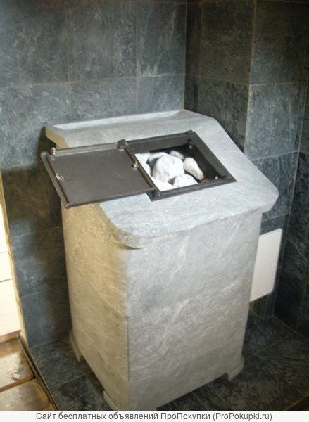 Монтаж банных и отопительных печей. Ремонт и очистка печей