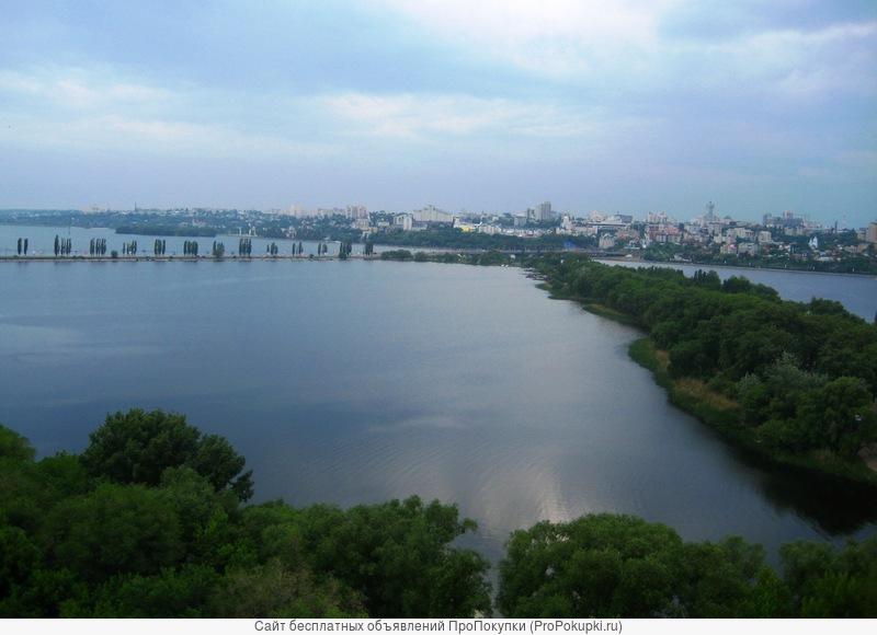 Квартира (ост.ДИМИТРОВА, ВАТУ) с панорамным видом на водохранилище