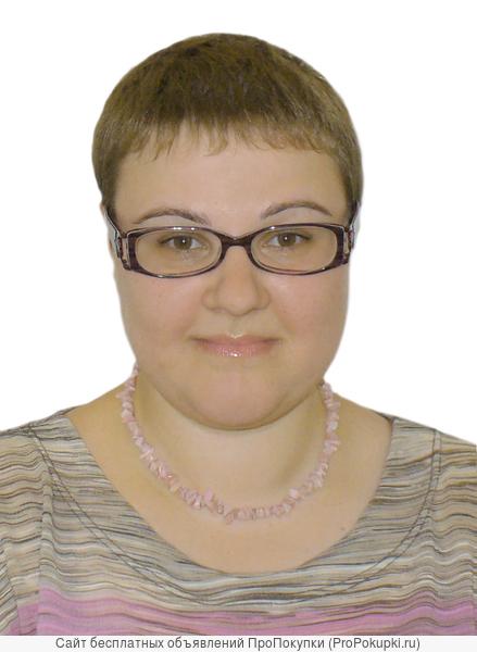 Опытный репетитор по русскому, английскому языку, РКИ