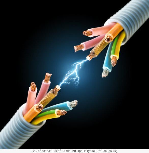 Электромонтажные работы в Туле
