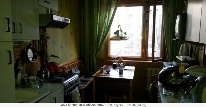 3-к квартира СЖМ / Королева
