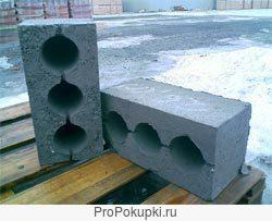 Блоки мелкоштучные фундаментные