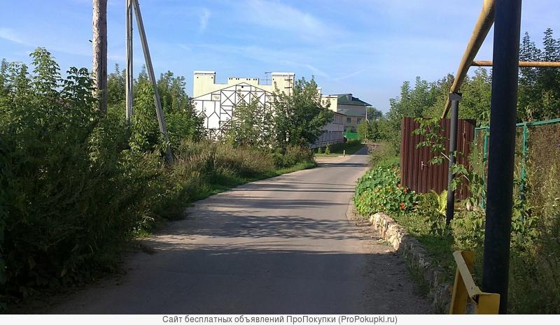Участок 11 сот. ижс в черте г. Подольска в 15 мин. от Москвы
