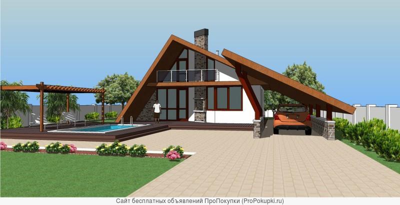 Проектирование домов