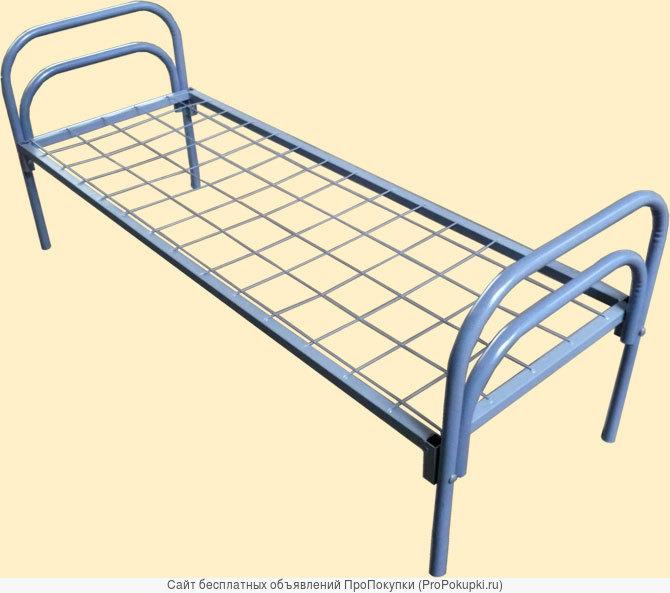 Кровати металлические для военных казарм, кровати для пансионата, кровати для турбазы, кровати для строителей