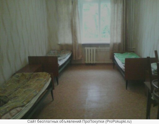Гостиница-общежитие ЯТГиСС