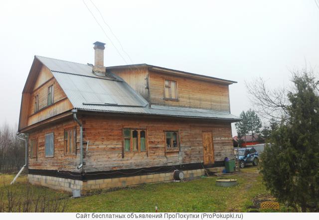 Дом для дачи или ПМЖ в селе Ново-Никольское близ ж/д станции Вербилки