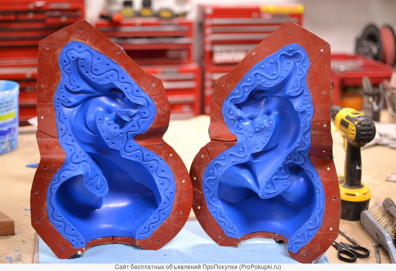 Формовочный силикон на основе олова/платины
