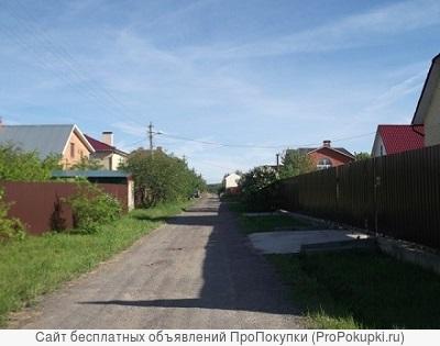 Участок 15 соток, земли поселений - ЛПХ. Подмосковье