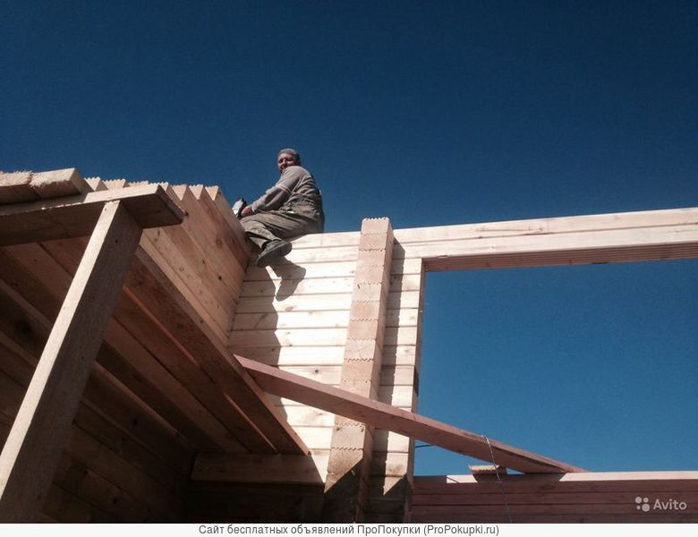 Строительство деревянных домов под ключ