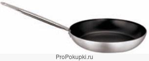 Сковорода алюминиевая низкая диам.24см, Paderno Арт: 18655