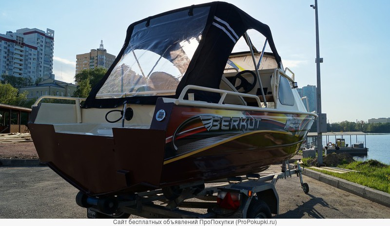 Продаем катер (лодку) Berkut M-HT