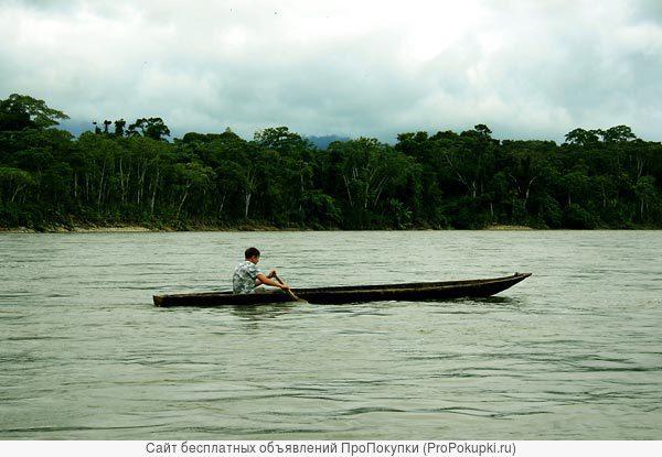 Туристический транспорт в Эквадоре на любое количество пассажиров