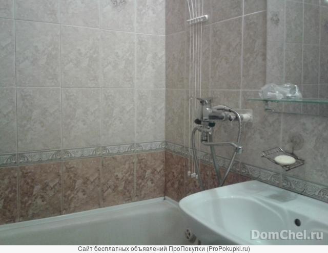 Сдам 1-комн. полностью меблированную квартиру в г.Челябинске
