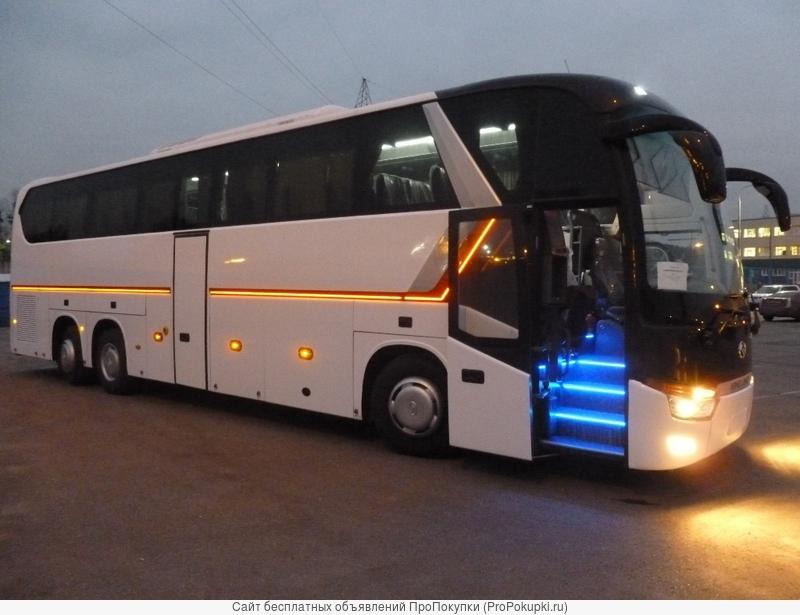 Туристический автобус VIP класса King Long XMQ 6130