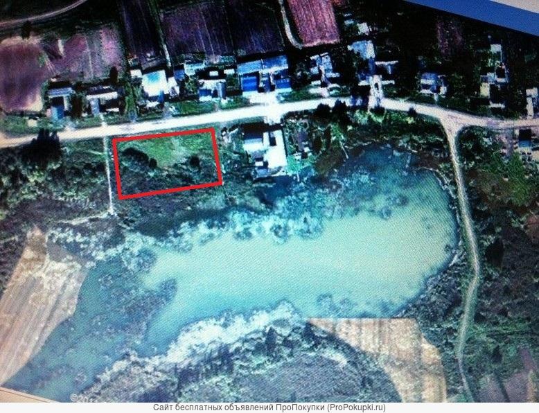 Продается земельный участоку водоема с.Кулига, Ирбитский тракт