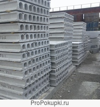 Железобетонная плита: г.Тюмень+ЯНАО и ХМАО