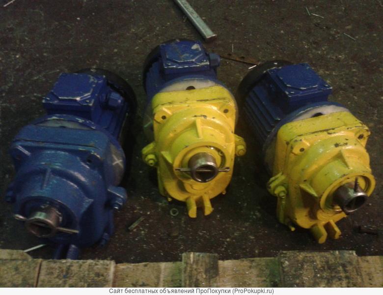 Мотор-редукторы МПО, МР, РВЦ, А-400, КР-676