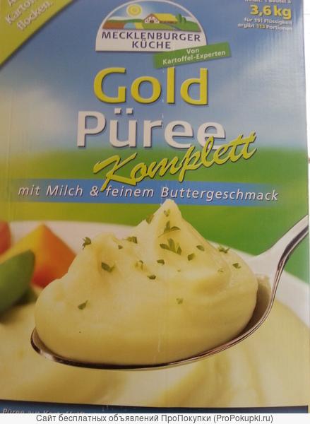 Картофельные хлопья Германия