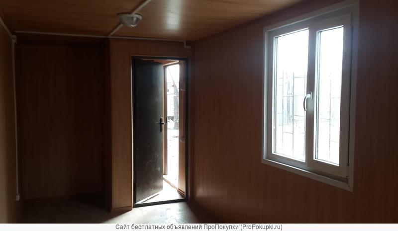 контейнера прорабские бытовки столовые утепленные жилые