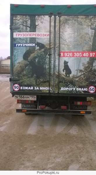 Грузоперевозки с грузчиками в Шатурском районе