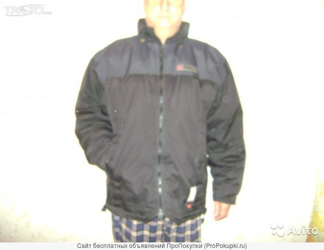 Продам новый мужской полупуховик 54-56/180 Китай