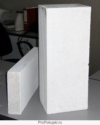 Блоки газосиликатные пр-во г. Старый Оскол, марка Д 600,
