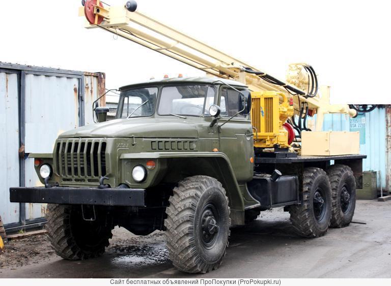 Машинист буровой установки урб-2А-2 в Уфе