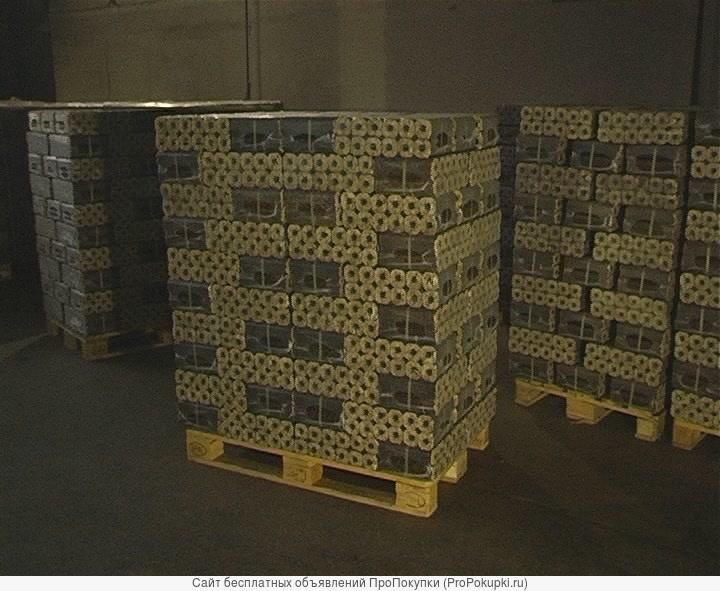 Бизнес по производству топливных брикетов Pini Kay