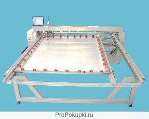 Компьютеризированная одноголовочная стегальная машина модели DH-3