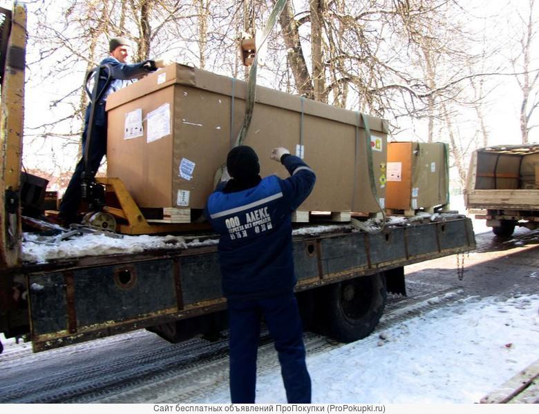 Такелажные работы / услуги в Смоленске договор, безнал, гарантии