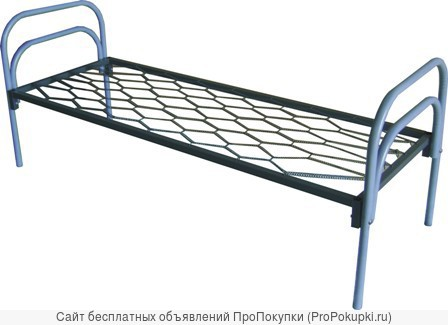 Металлические кровати для домов отдыха, кровати для санатория, кровати для турбаз, кровати для рабочих
