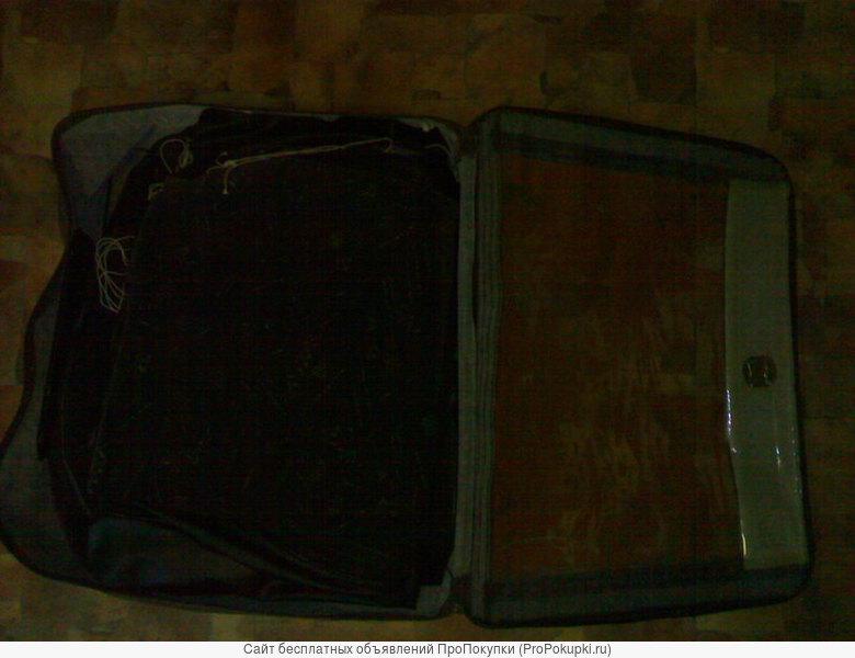 Комплект авто-чехлов (Aveo,Sens,Lanos или аналог)