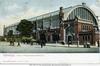 Гамбург. Вокзал, 1906 год.
