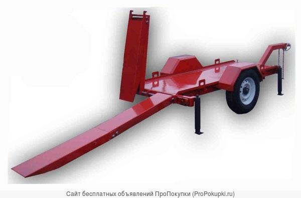 Прицеп перевозки дорожной техники П-1.5