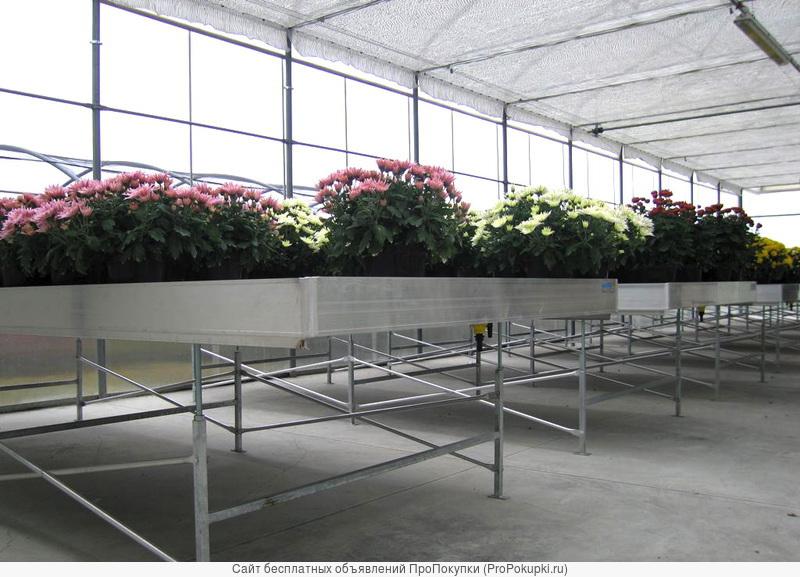 Культивационныезаливные столы