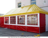 Уличные кафе, палатки, тенты, шатры.