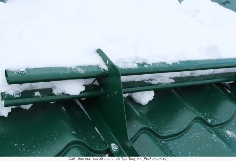 Снегозадержатели