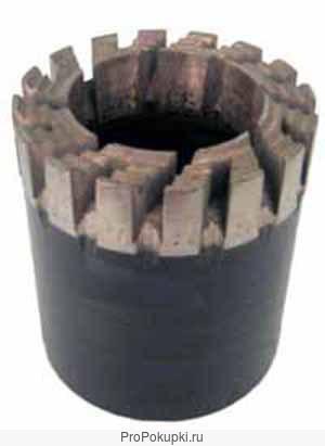 Буровые алмазные коронки (ССК) 37И3 (1, 2, 3, 4, 5)